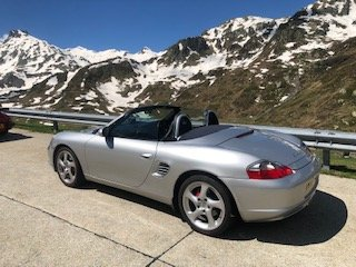 2003 Porsche Boxster S Very Low Mileage Manual For Sale (picture 1 of 5)