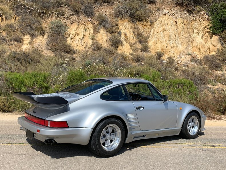 1985 Porsche 911 Turbo Gemballa Rare  37k miles Fast    For Sale (picture 2 of 6)