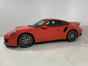 2016 Porsche 911 Turbo S Coupe Mint Like New 99 miles !!