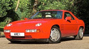 1990 PORSCHE 928 S4 GT COUPE AUTOMATIC For Sale