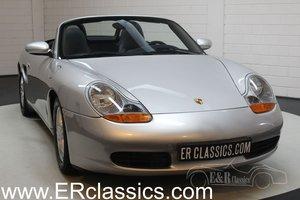 Porsche Boxster 2.7 convertible 2002 85022 KM