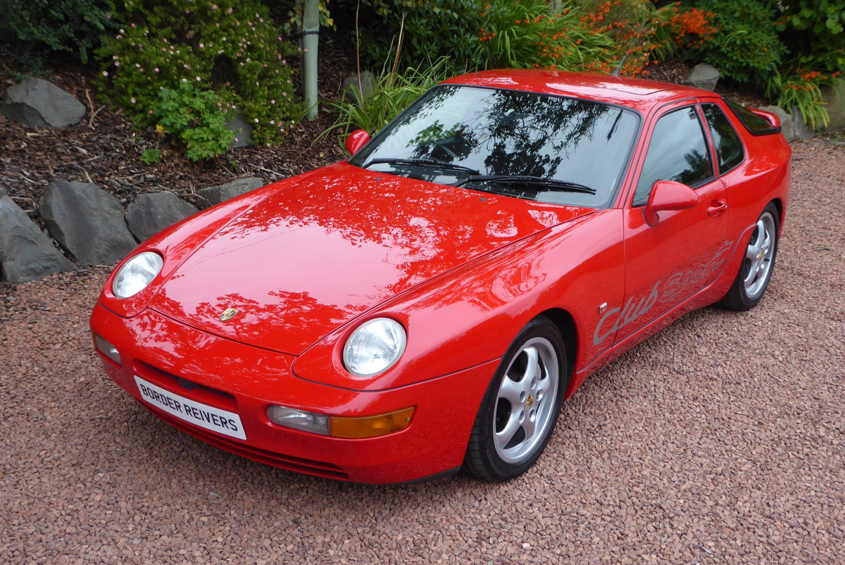 1994 Porsche 968 Club Sport exceptional  For Sale (picture 1 of 6)
