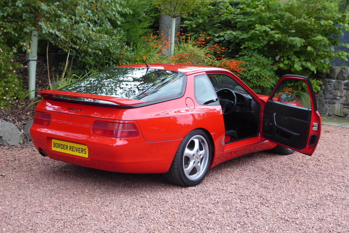 1994 Porsche 968 Club Sport exceptional  For Sale (picture 3 of 6)