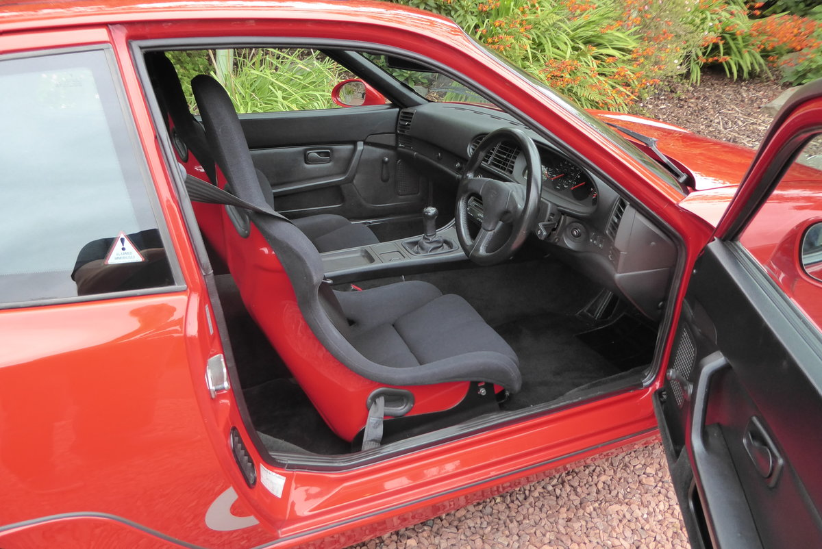 1994 Porsche 968 Club Sport exceptional For Sale (picture 5 of 6)
