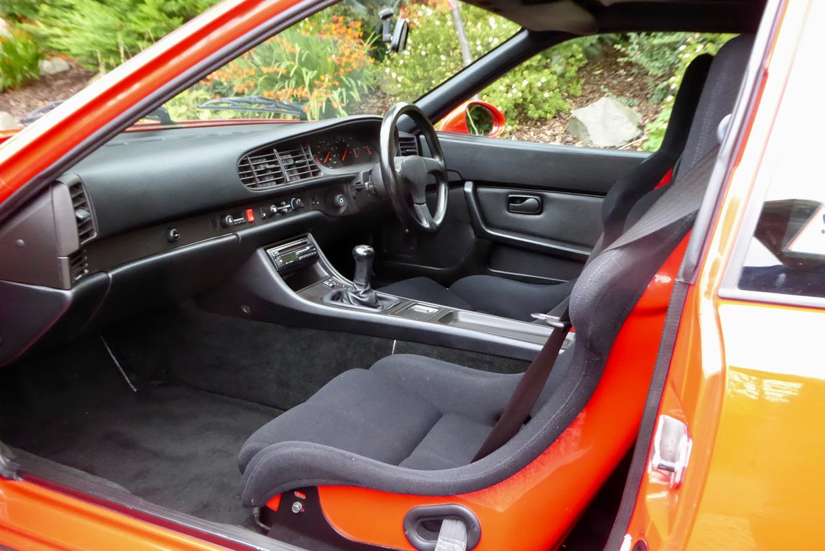1994 Porsche 968 Club Sport exceptional For Sale (picture 6 of 6)