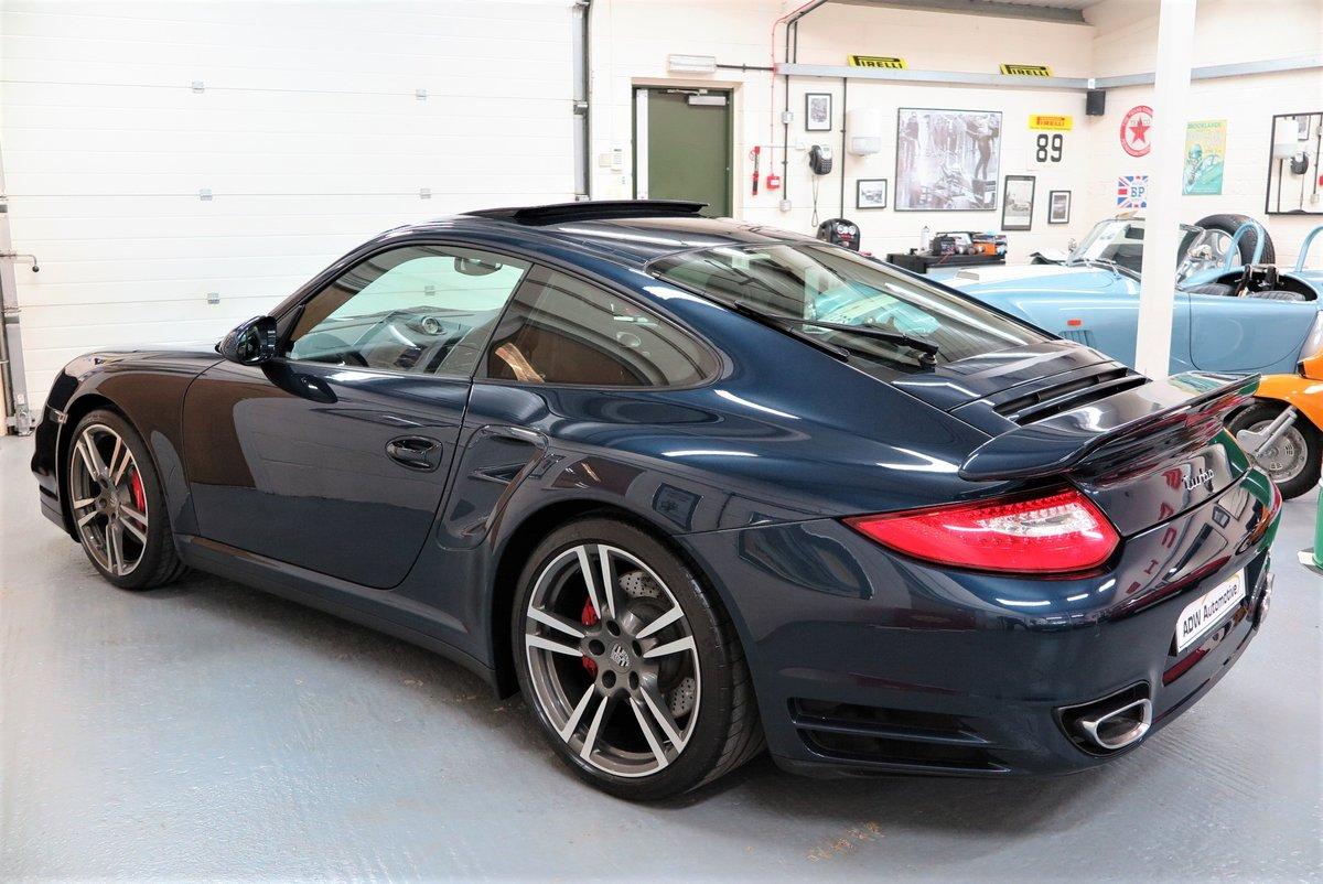 2010 Porsche 911 997 3.8 Turbo PDK Auto (500 BHP) Gen 2  SOLD (picture 2 of 6)