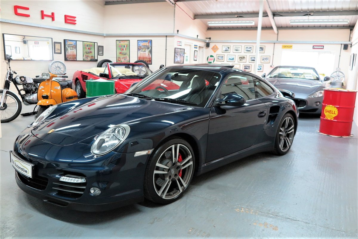 2010 Porsche 911 997 3.8 Turbo PDK Auto (500 BHP) Gen 2  SOLD (picture 3 of 6)