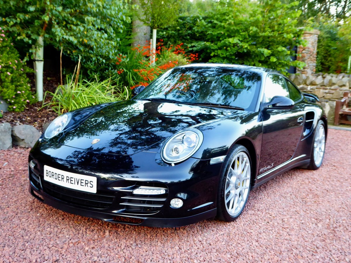 2011 Porsche Turbo S 1 owner  SOLD (picture 1 of 6)