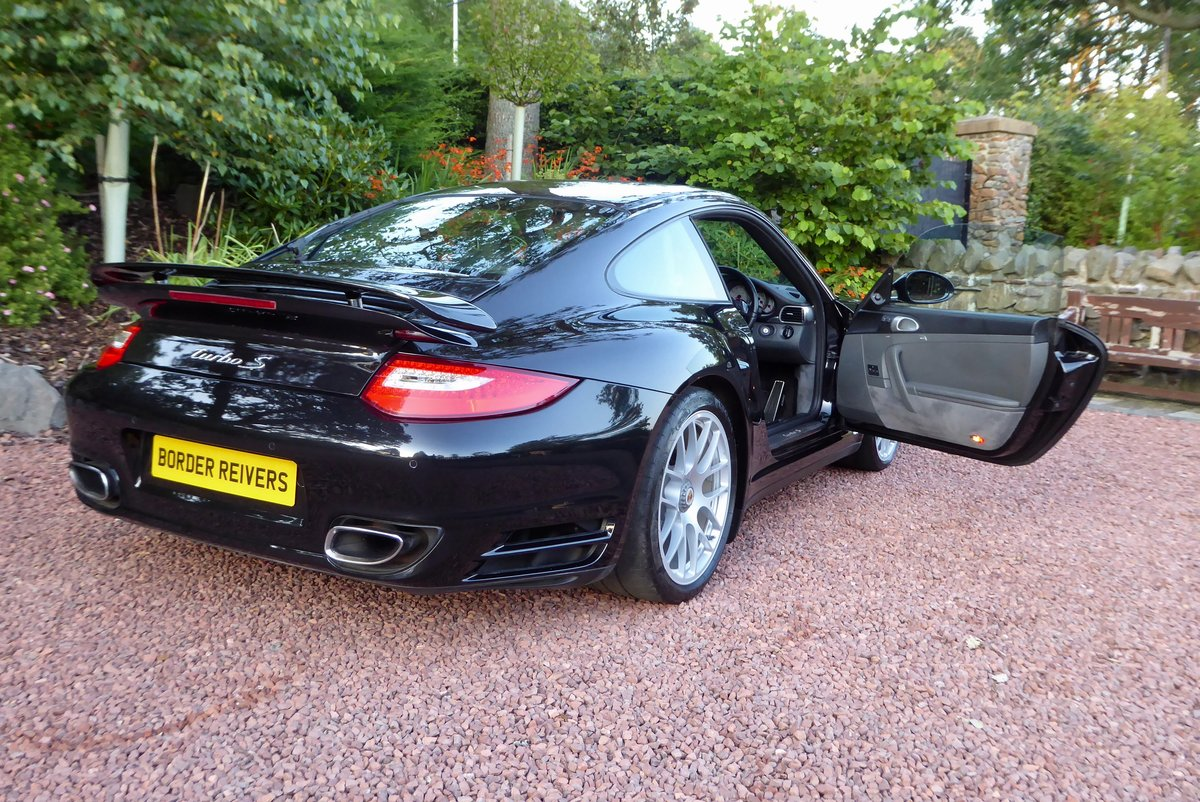 2011 Porsche Turbo S 1 owner  SOLD (picture 2 of 6)