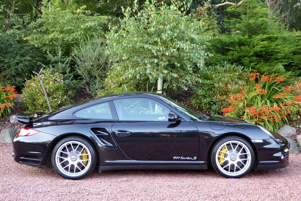 2011 Porsche Turbo S 1 owner  SOLD (picture 3 of 6)