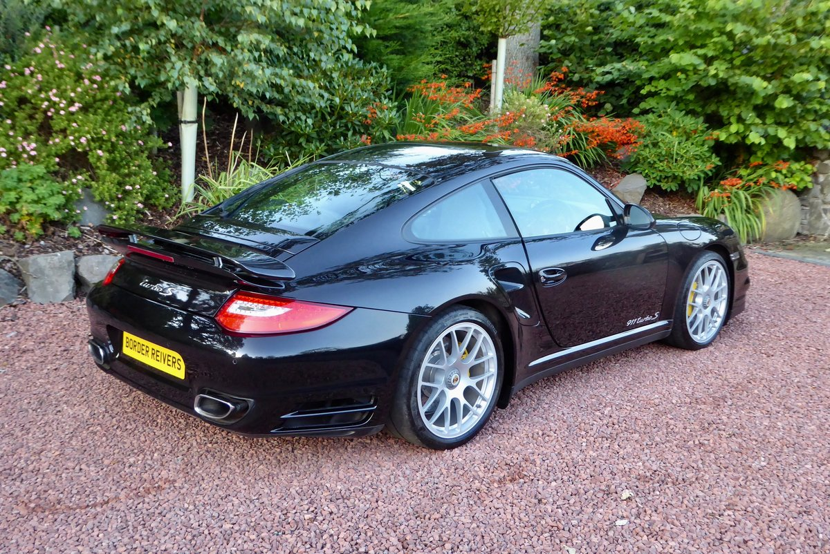 2011 Porsche Turbo S 1 owner  SOLD (picture 6 of 6)