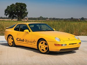 1993 Porsche 968 Clubsport  For Sale by Auction