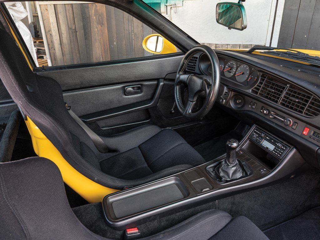 1993 Porsche 968 Clubsport  For Sale by Auction (picture 4 of 6)