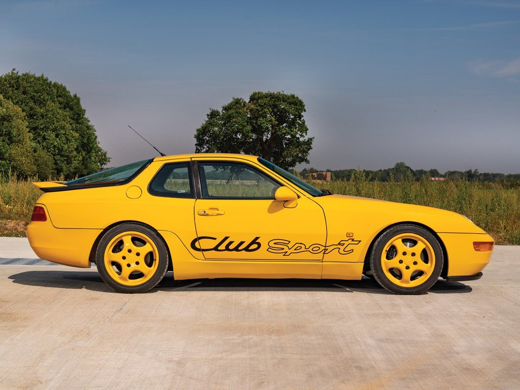 1993 Porsche 968 Clubsport  For Sale by Auction (picture 5 of 6)