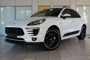 """2016 Macan 3.0 D """"S"""" PDK For Sale"""