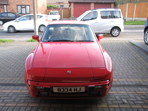 1987 Porsche 944S Great Condition