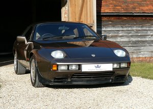Porsche 928 S Manual 5 speed - REDUCED