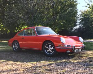 Porsche 912 1968 (SWB) - Fully Restored For Sale