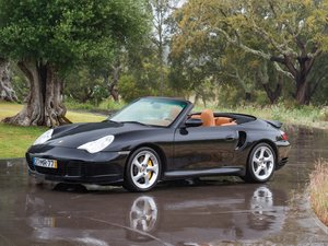 2003 Porsche 911 Turbo Cabriolet  For Sale by Auction