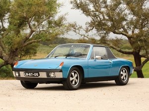 1970 Porsche 9146  For Sale by Auction