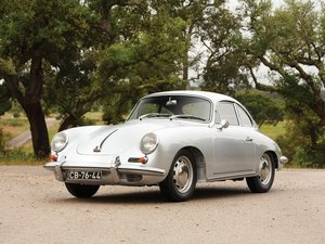 1964 Porsche 356 C 1600 SC Coup by Karmann For Sale by Auction