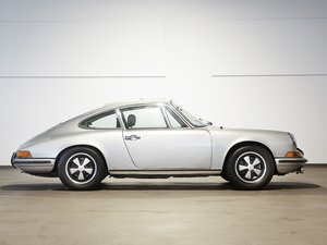 1971 Porsche 911 E Coup  For Sale by Auction
