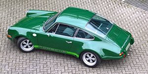 1982 Porsche 911 SC S/T tribute; 4.000 km after rebuild