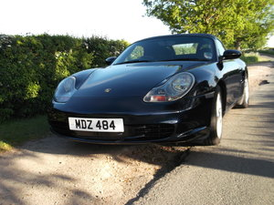 2003 porsche boxster 2.7 manual For Sale