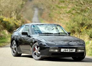 1991 Porsche 944 Turbo Late Model  For Sale