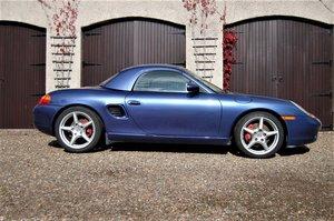 2000 Porsche Boxster S Tiptronic