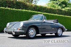 1963 Porsche 356SC SOLD