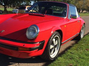 1982 Porsche 911 SC Targa **price reduced**