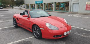 2000 Porsche Boxster S 986 3.2 Manual For Sale