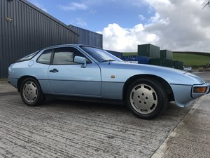 1982 Porsche 924 Turbo *only 2 owners from new* For Sale