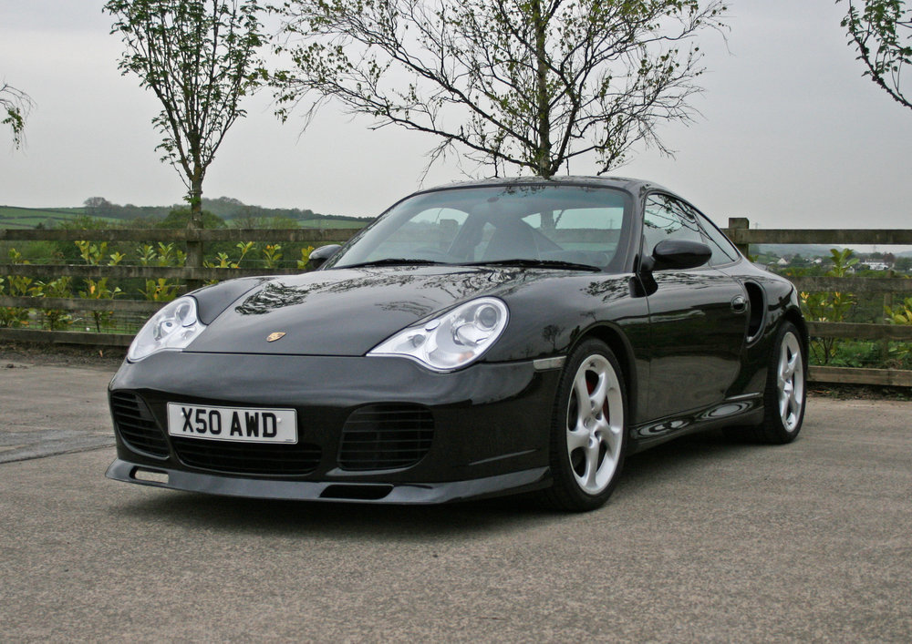 2002 PORSCHE 911 (996) TURBO X50 AWD MANUAL 35K MILES For Sale (picture 2 of 6)