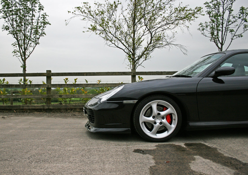 2002 PORSCHE 911 (996) TURBO X50 AWD MANUAL 35K MILES For Sale (picture 6 of 6)