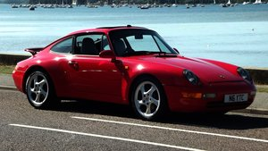 1995 PORSCHE 911 CARRERA 993 AUTO TIP COUPE For Sale