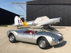 1988 Porsche 550 James Dean Replica..Stunning....