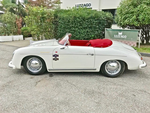 1955 PORSCHE - 356 SPEEDSTER 1500cc MILLE MIGLIA ELEGIBLE  For Sale (picture 2 of 6)