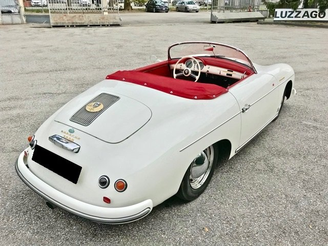 1955 PORSCHE - 356 SPEEDSTER 1500cc MILLE MIGLIA ELEGIBLE  For Sale (picture 3 of 6)