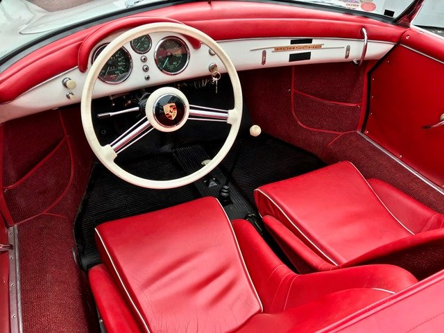 1955 PORSCHE - 356 SPEEDSTER 1500cc MILLE MIGLIA ELEGIBLE  For Sale (picture 4 of 6)