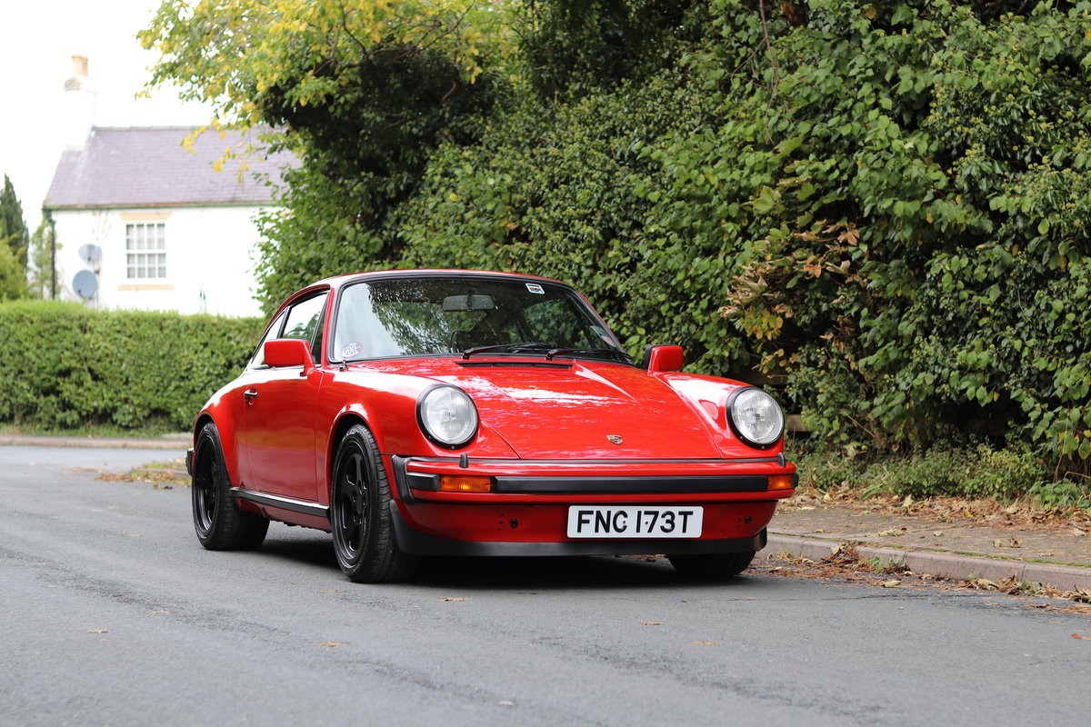 1978 Porsche 911 SC - Matching numbers, LHD For Sale (picture 1 of 16)