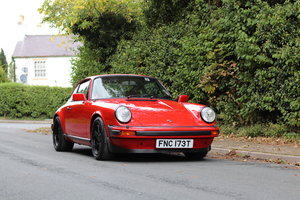 1978 Porsche 911 SC - Matching numbers, LHD For Sale