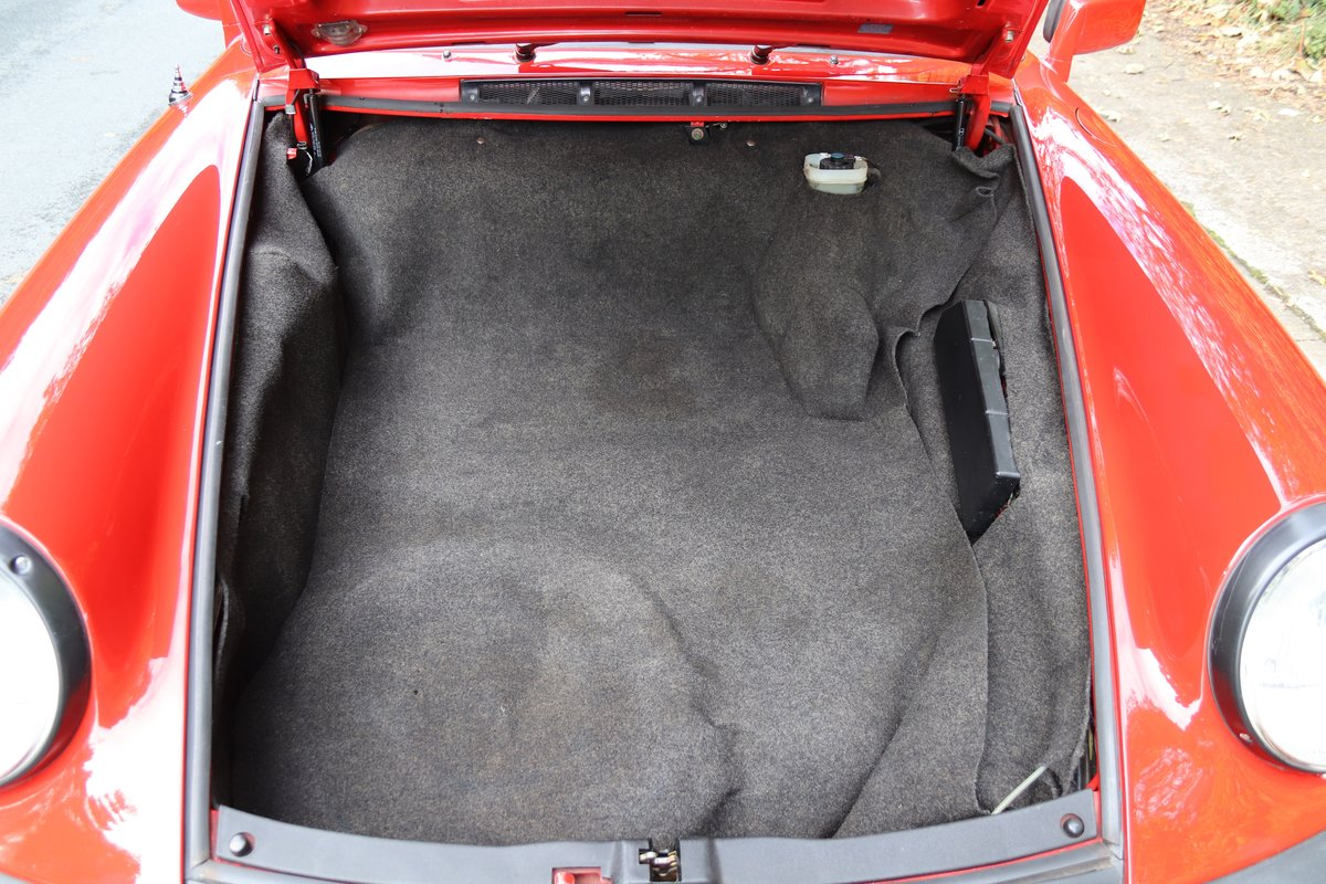 1978 Porsche 911 SC - Matching numbers, LHD For Sale (picture 13 of 16)