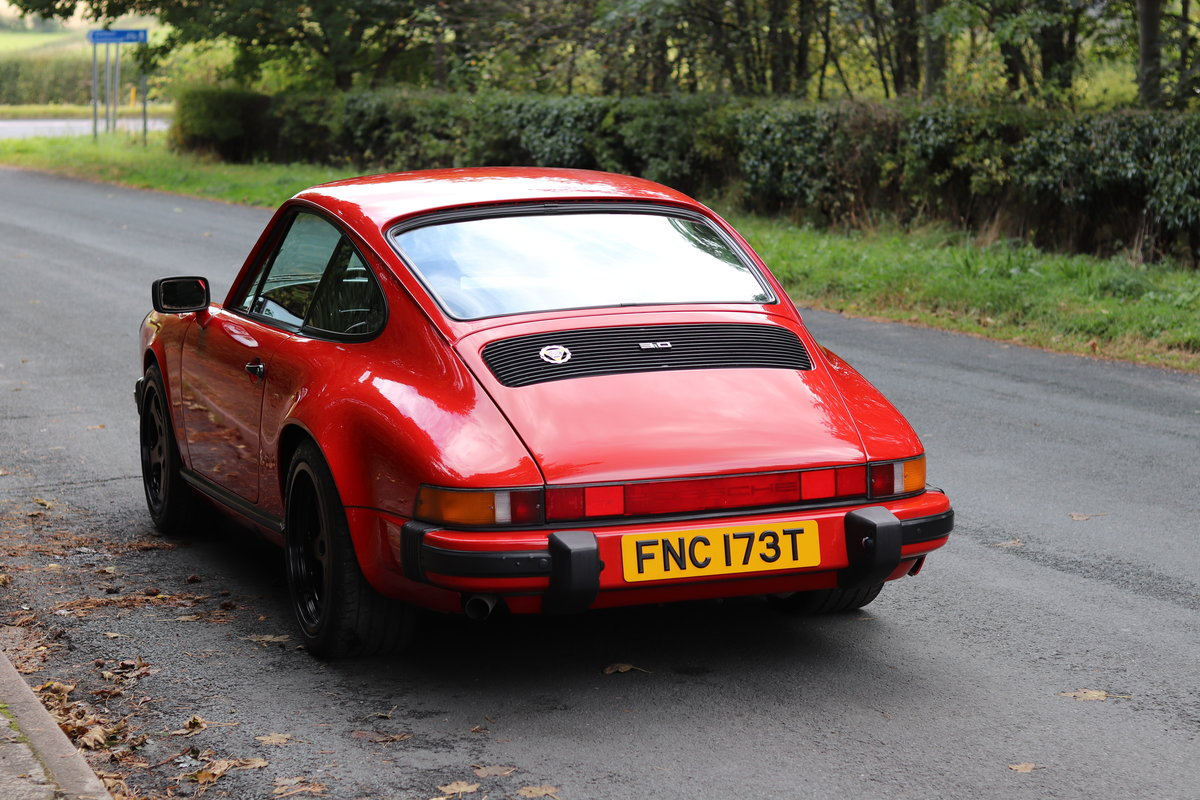 1978 Porsche 911 SC - Matching numbers, LHD For Sale (picture 4 of 16)