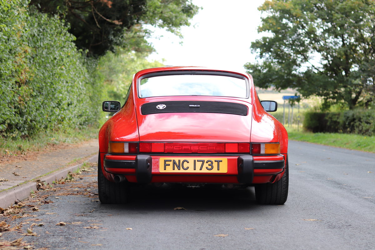 1978 Porsche 911 SC - Matching numbers, LHD For Sale (picture 5 of 16)