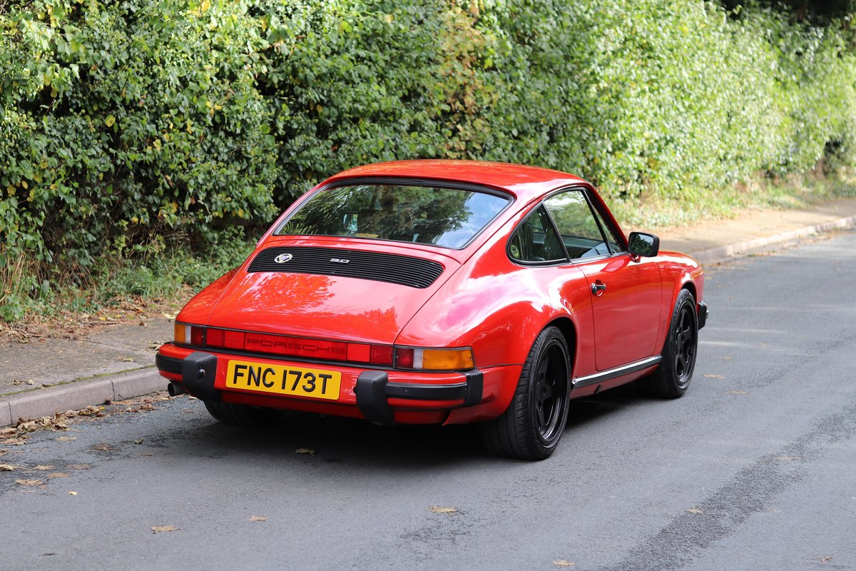 1978 Porsche 911 SC - Matching numbers, LHD For Sale (picture 6 of 16)