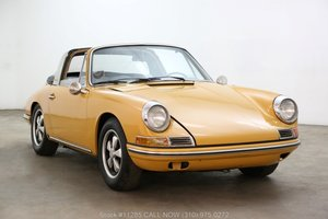 1968 Porsche 912 Soft Window Targa For Sale