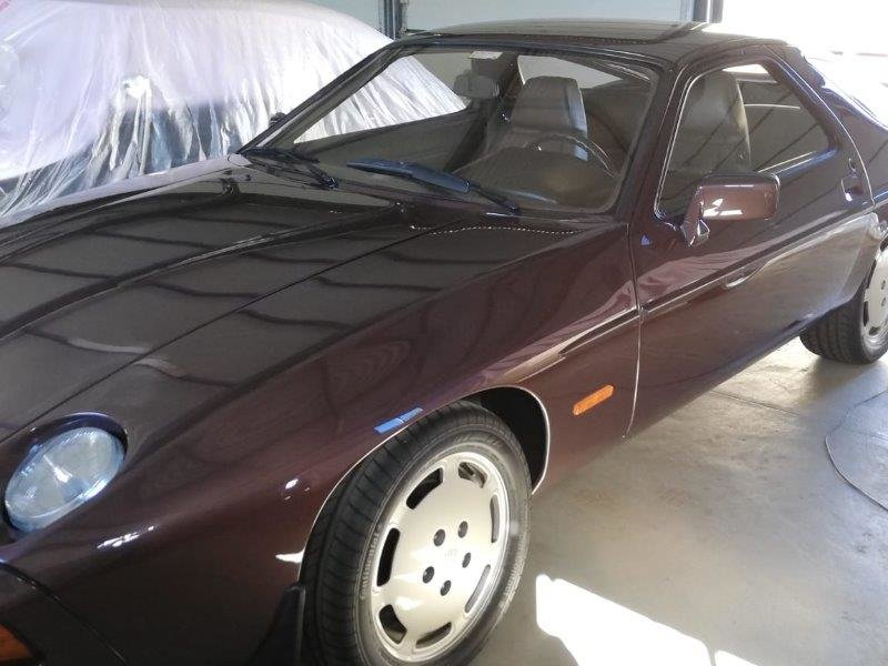 1982 Porsche 928S Manual LHD For Sale (picture 1 of 6)