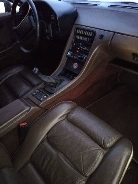 1982 Porsche 928S Manual LHD For Sale (picture 2 of 6)